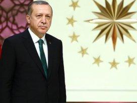 Cumhurbaşkanı Erdoğandan Yargıtay Başkanı Akarcaya tebrik mesajı