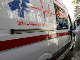 Türkiyenin gönderdiği sağlık malzemeleri İrana ulaştı