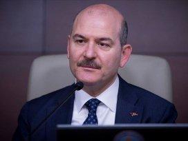 Soylu: Türkiyede şu anda hayat yüzde 80 durmuş durumda
