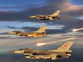Irakın kuzeyinde 8 terörist etkisiz hale getirildi