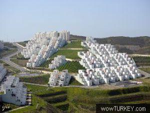 Türk şirketi 2 milyar dolarlık olimpiyat köyü yapıyor