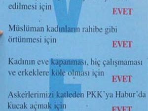 Afişleri bastıran CHP ortaya çıktı