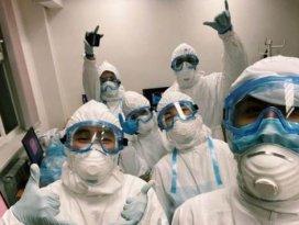 Kazakistanda koronavirüsün yayılma hızı azaldı