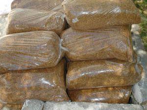 Ereğlide yarım ton kaçak tütün ele geçirildi