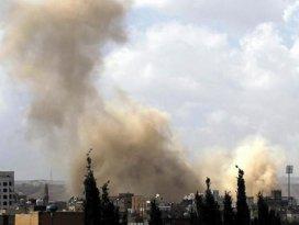 Koalisyon güçlerinden Yemene 50 hava saldırısı