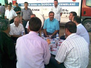 Muhalefetin amacı AK Partiyi yıkmak