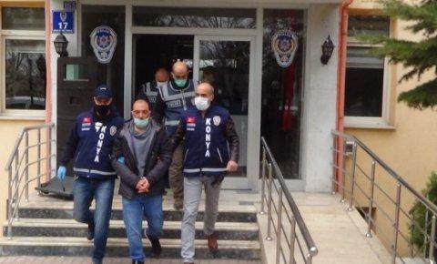 Konyada bir şahıs üç kişiyi öldürüp polise teslim oldu