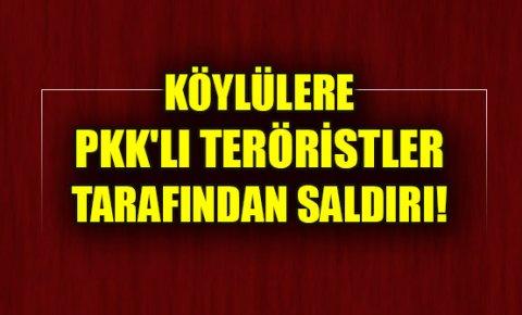 Diyarbakırda sivillere yönelik terör saldırısı: 5 sivil şehit oldu