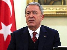 Milli Savunma Bakanı Hulusi Akar: Bunun hesabını verecekler