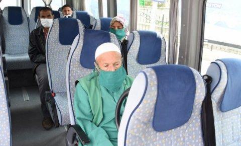 Konyada diyaliz hastalarının ulaşım sorununu belediye çözdü