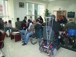 Hançerlinin engellilerden isteği