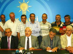 MHPden 6 Başkan AK Partiye katıldı