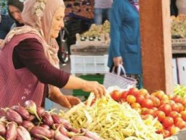 Küçük çiftçilere pazara açılma imkanı!