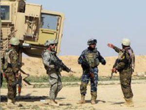 Kürt Irak askeri 2 ABD askerini öldürdü