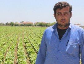 4 çeşit marul üreten Konyalı çiftçinin yeni hedefi