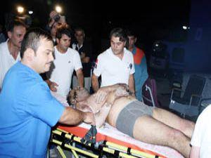 Ağır yaralanan işçilerden biri kurtulamadı