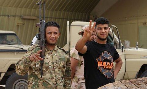 Libya Ordusu, stratejik kampta kontrolü sağladı
