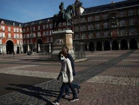 İspanyada can kaybı 28 bin 752ye yükseldi