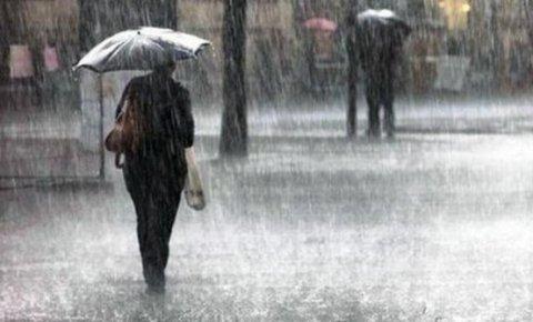 Konya ve çevresi için sağanak yağış uyarısı