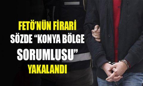 """FETÖ'nün firari sözde """"Konya Bölge Sorumlusu"""" Nevşehir'de yakalandı"""