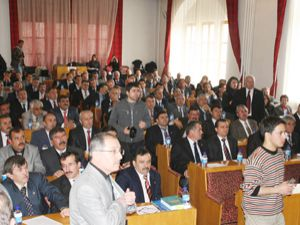 İl Genel Meclisi yeni başkanını seçti