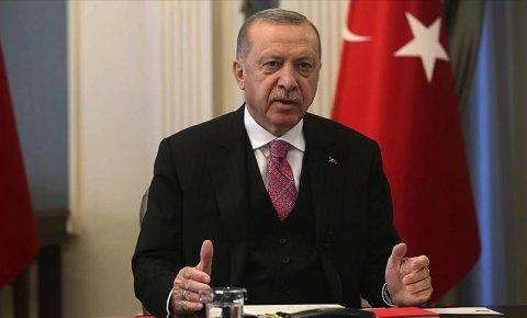 Erdoğan: 2020yi herkesi şaşırtan bir büyüme oranıyla kapatacağız