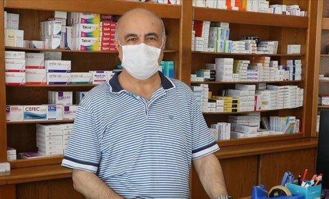 Virüsü yenen eczacı: Uzun süre tat alamadım