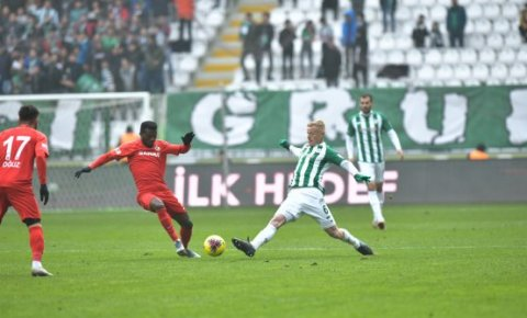 Konyaspor, Gaziantep'i yenip rahatlamak istiyor