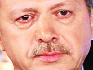Mazi Erdoğanı ağlattı