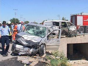 Konyada feci kaza: 3 ölü