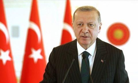 Cumhurbaşkanı Erdoğanın Bayram diplomasisi