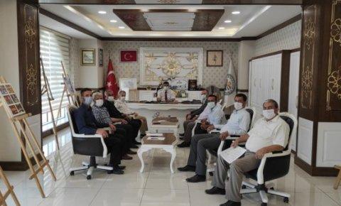 Akşehir ve Eber Göller Birliğinin toplantısı yapıldı