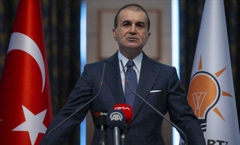 AK Parti Sözcüsü Ömer Çelik: Kriz senaryolarını boşa çıkarağız