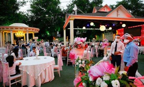 Düğün, nişan, kına gibi etkinliklerde denetim