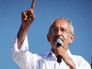 Kılıçdaroğlu mitingde yuhalandı