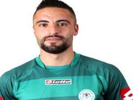 Eski Konyasporlu futbolcu İshak Çakmak Bandırmasporda