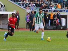 Konyasporun ilk hazırlık maçı Gençlerbirliği ile