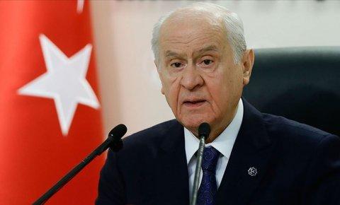 Devlet Bahçeliden flaş idam açıklaması