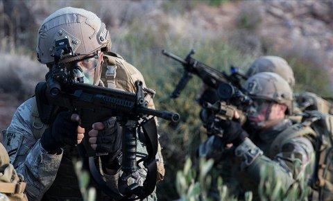MSB: Barış Pınarı bölgesinde 4 terörist etkisiz hale getirildi