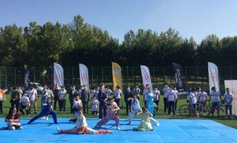 Konyada Avrupa Spor Haftası etkinlikleri başladı