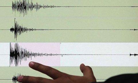Konyada 3.9 büyüklüğünde deprem