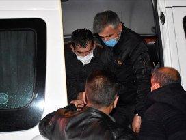 Kayserideki terör saldırısının faili PKKlı Tekinerin de aralarında bulunduğu 5 zanlı tutuklandı