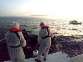 Yunanistan ölüme itti, Sahil Güvenlik kurtardı