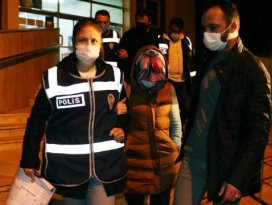 Çocuklarını darbeden anne tutuklandı