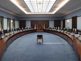 AK Parti MYKda yeni anayasa çalışmaları ele alınacak