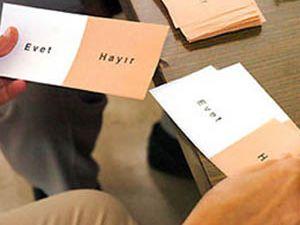 Referandumun Konya sonucu