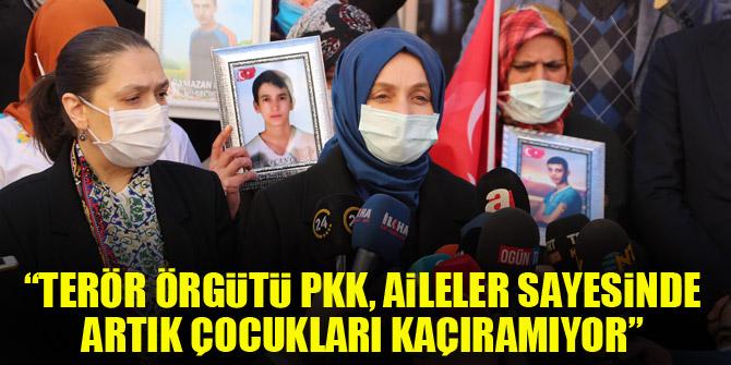 Leyla Şahin Usta: Terör örgütü PKK, aileler sayesinde artık çocukları kaçıramıyor