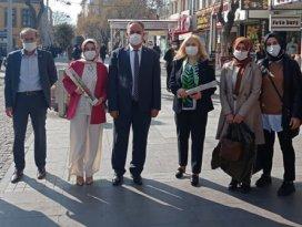 MHP Konya İl Başkanı Remzi Karaarslan kadınların gününü kutladı