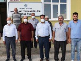 Başkan Pekyatırmacı 72 mahallede vatandaşlarla buluştu
