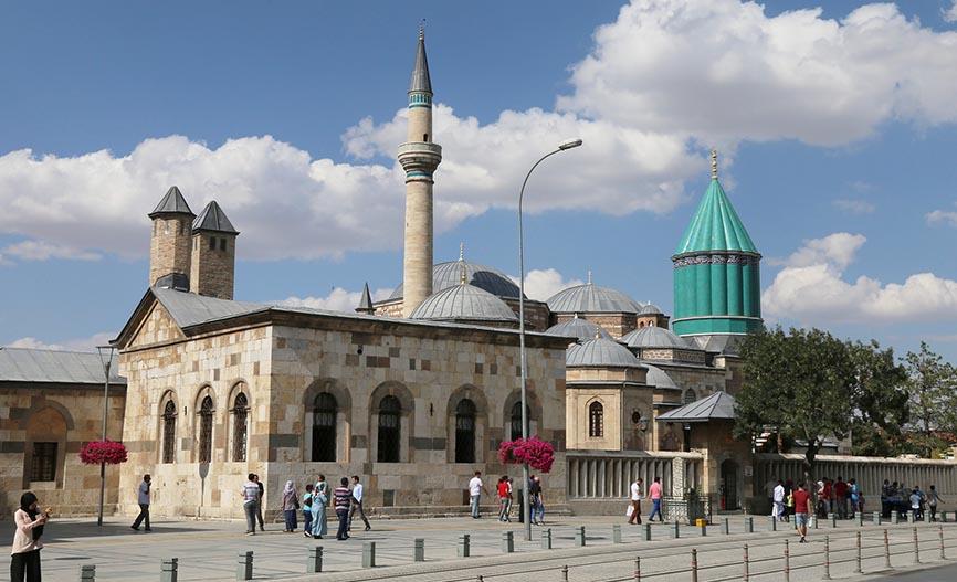 Konya'da Kesinlikle Görmeniz Gereken 5 Yer